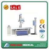 máquina de raio X estacionária de alta freqüência do equipamento médico da segurança 200mA