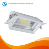 Encastrer l'ÉPI réglable rotatif DEL Downlighting de Dimmable 45W de plafond