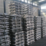Lingot en aluminium 99.90% 99.85% 99.70% 99.60% 99.50%