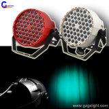 La PARITÀ di plastica di illuminazione 54PCS*1W LED della decorazione di Caldo-Vendita può illuminare 12PCS disponibile