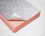 El papel de aluminio es hoja laminada