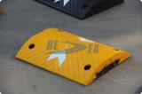 ゴム75mm高さの矢の速度のこぶの道路の安全