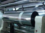 Película de /BOPET del poliester metalizado mitad/del animal doméstico para el empaquetado de Visiable del alimento