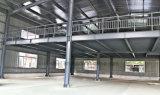 Geprefabriceerde Snel installeert de Installatie van de Structuur van het Staal en de Bouw van het Pakhuis