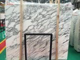 Arabascataの白い大理石のイタリアの一等級の大理石