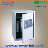 Casella sicura elettronica di Digitahi per uso dell'ufficio e della casa, misure reali