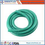 Manguito flexible de la succión del petróleo del manguito de la succión de la manguera/del agua de la succión del PVC de 4 pulgadas