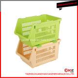 Injection / empilage en plastique / panier / caisses / caisses de moulage