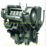 De Motor Diesle van Deutz F8l513 met de Vervangstukken van de Motor Deutz