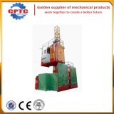 Elevador de la construcción, máquina de elevación de la construcción