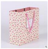 Nueva bolsa de papel de lujo de Kraft/bolso de compras/fabricante del bolso del regalo