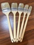 Длинняя деревянная щетка локтя ручки с материалом щетинки