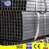 家のゲートのための主要な鉄の正方形の管は安い価格を設計する
