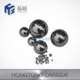Carboneto de tungstênio para a esfera pequena do tamanho na tolerância em branco