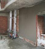 Tupo乳鉢のレンダリング機械を塗る極度の速いデジタル壁