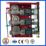 Construcción mástil Motor eléctrico engranaje reductor de velocidad