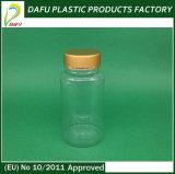 Plastikpille-Behälter des Großhandelshaustier-150ml