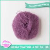 Meilleures Oline peignée Fleece Blending Mohair Patterns Laine à tricoter