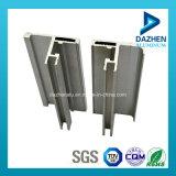 Perfil de alumínio de alumínio da borda do gabinete de cozinha do fabricante do perfil com anodização