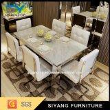 Jantando a mobília que janta cadeiras e tabela para o restaurante