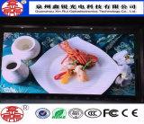BAD im Freien wasserdichter P10 RGB farbenreicher LED Baugruppen-Bildschirm