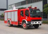 Camion dei vigili del fuoco professionali del giapponese di Isuzu 8000L dell'esportazione di vendita della fabbrica