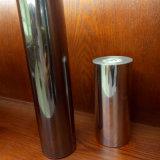 Carimbo quente da película holográfica de alumínio da folha para o plástico e o vidro