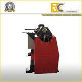 Máquina de dobra inoxidável da placa de aço