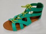Горячие ботинки женщин PU сбываний