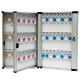 48 Keys Metal Storage Box para Bank Solution Key Box