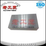 Lâmina especial de carvão de tungstênio personalizado