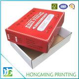 Emballage en boîte en carton pour cartons de fruits pleine couleur