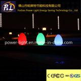 カラー変更の屋外の防水LEDの卵ライト
