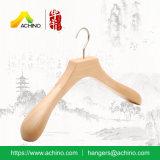 Люкс деревянная вешалка с штангой (ACH111)