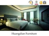 Мебель гостиничного номера звезды роскоши 4 переклейки самомоднейшая (HD608)