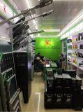 El nuevo diseño 20W de Whc impermeabiliza todos en una luz de calle solar del LED