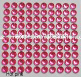 листы 100PCS/Sheet 10 6mm/ручка Diamante собственной личности серии слипчивая на стикере Rhinestone самоцветов DIY Rhinestone (TP-6mm)
