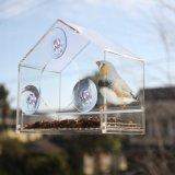 Модернизированный фидер птицы окна с сползать поднос питания