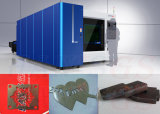 Cortadora óptica del laser de la fibra del metal de hoja del surtidor de China para el acero inoxidable del carbón