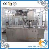 Saft-Füllmaschine/Glasflasche mit Aluminiumschutzkappe