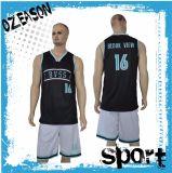 Pallacanestro professionale Jersey dello spazio in bianco del commercio all'ingrosso del creatore con il disegno di marchio (BK021)