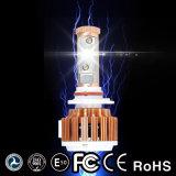 Più nuovo kit alto di conversione del faro dell'automobile LED di lumen 30W V16 9006 del Turbo