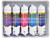 Ce SGS одобряет 5 очистителей минеральной вода этапа