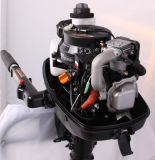 F6abms, 6HP 4-Stroke, Tiller Control, Manual Starts e Short Shaft Outboard Motor