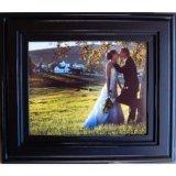 Het hoogste Verkopende het Glimlachen Houten Frame van de Foto voor het Decor van het Huis