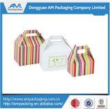 Contenitore di carta di scatola delle scatole da pasticceria della casella di imballaggio per alimenti da vendere