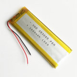 3.7V 1000mAh 353085 Lithium Polymer Lipo Bateria recarregável Li Ion Cells para MP3 DVD Pad Telefone móvel Tablet PC Power Bank