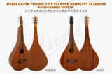 Guitarra havaiana do Teardrop Handmade de Weissenborn (HG002)