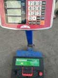 Vente en gros exempte d'entretien d'acide de plomb de batterie de voiture du véhicule de batterie d'hors-d'oeuvres supérieur DIN75mf 12V75ah