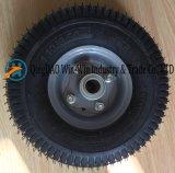 Rotella di gomma resistente all'uso per la carriola (4.10/3.50-4)